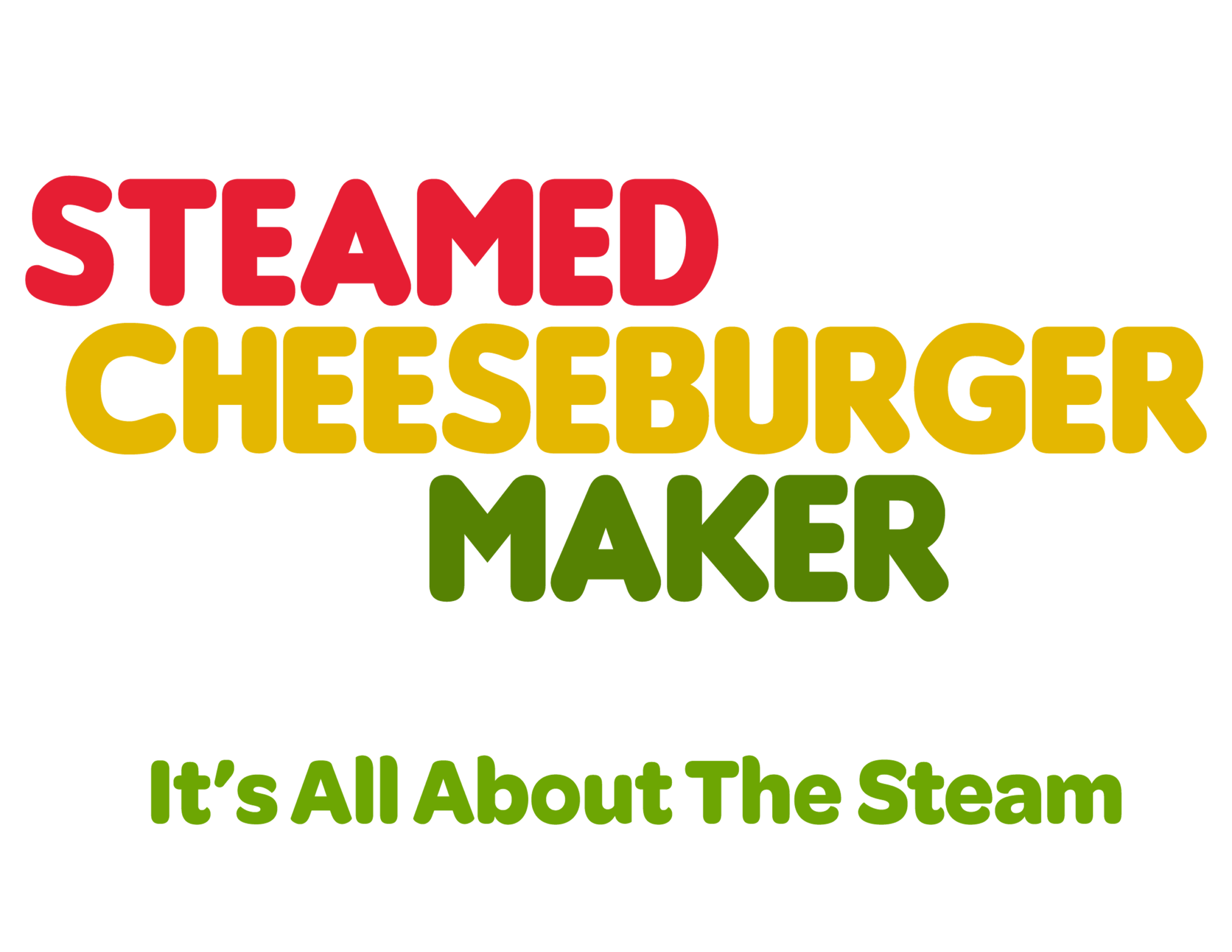 Steamed Cheeseburger Maker