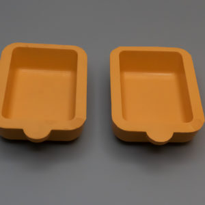 2 Replacement Steaming Trays