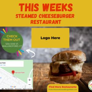 Restaurant Promotion – Instagram